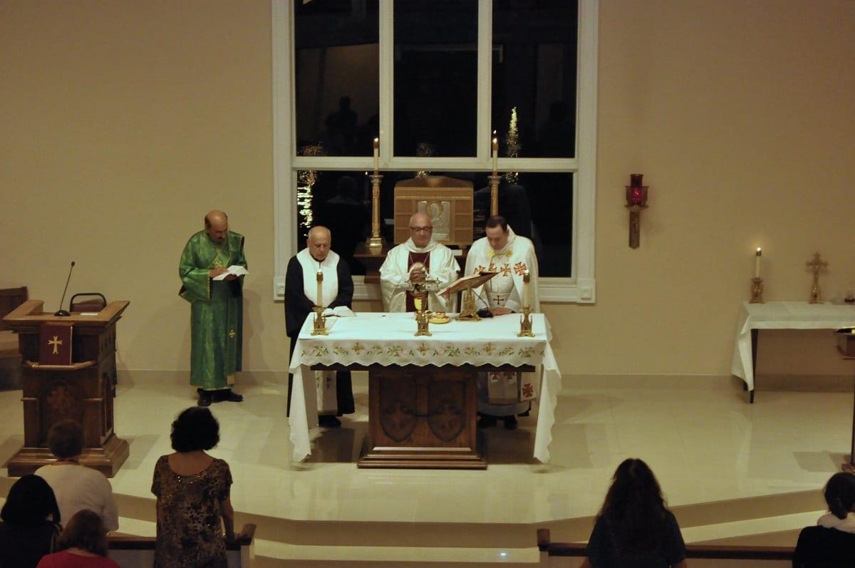 Heart of Jesus Catholic Church Maronite Rite