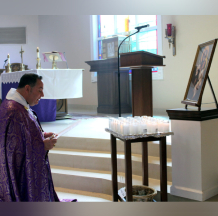 Mass & Italian Luncheon in Honor of St Joseph